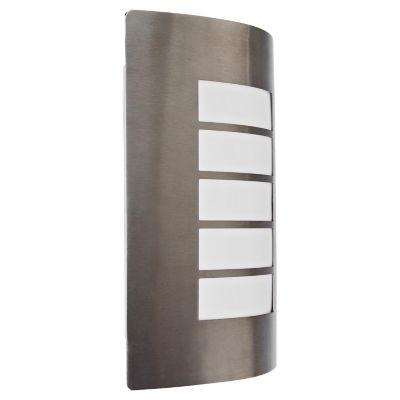 Luminaria de Chão Light E27 12cm 110V Branco
