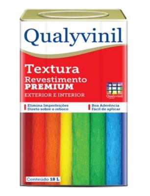 Textura Revestimento Premium 18L Branco
