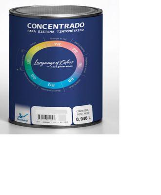 Corante Concentrado Intense Redondo 0,946L Vermelho