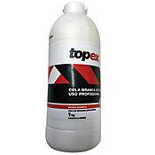 Cola Topex 1Kg Branco