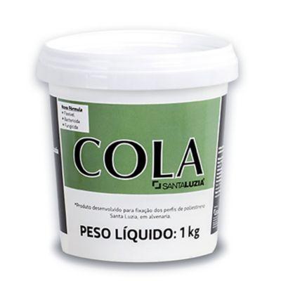 Cola Branca 1Kg Santa Luzia