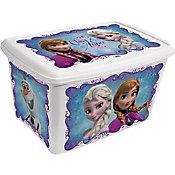 Caixa Frozen 46L 30,5x17,5x38cm Colorido