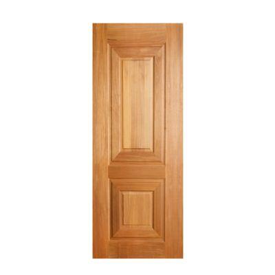 Folha de Porta Maciça Tauari Basalto 210x90x3,3cm