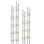 Coluna de Aço 7x17cmx8mmx6m