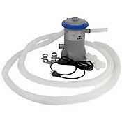Bomba de Filtragem para 2000 L/Hora, Azul Branco, 220V