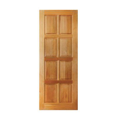 Folha de Porta Maciça Tauari PV08 210x82x3,3cm