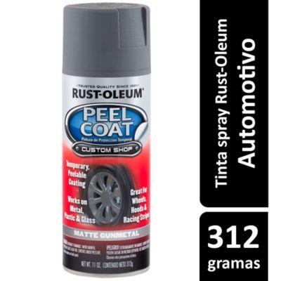 Tinta Spray Fosco Automotivo Rodas e Calotas 312ml Cromado