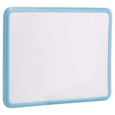 Painel Magnético 29x21cm Plástico Azul
