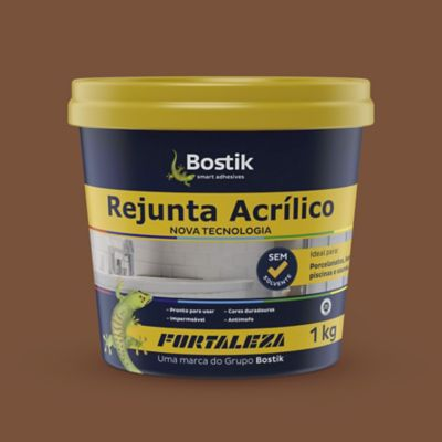Rejunte Acrílico 1Kg Castor