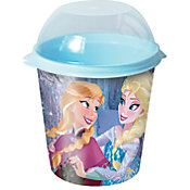 Porta Mix Pipoca Alto Frozen, 640 ml