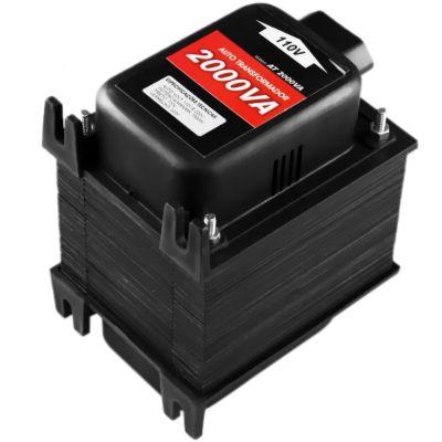 Autotransformador 2000Va Conversor de Voltagem 1400W