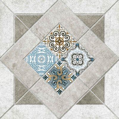 Piso Geométrico No Slip HD-57130 57x57cm Caixa 2,60m²