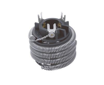 Resistência para Torneira 5400W 220V 4x15x18cm Cinza