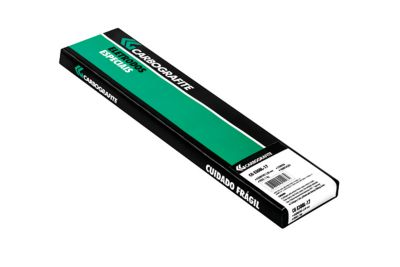 Eletrodos Especiais Aço Inox Cg E312, Preto, 2,5mm