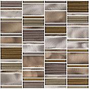 Mosaico Bronze Bold 29,8x29,4cm Bege