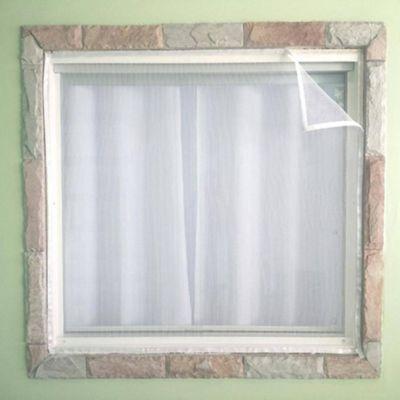 Tela Mosquiteiro Protetor de Tela 125x165cm Branco