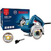 Serra Mármore Standard 1548 GDC14-40 com Disco 220V Azul