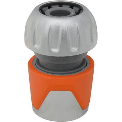 "Conector de Mangueira Premium 6,5x4,2x4,2cm 3/4"" Cinza"