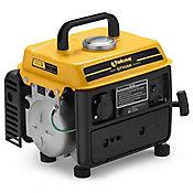 Gerador a Gasolina P Amarelo 220V 60Hz