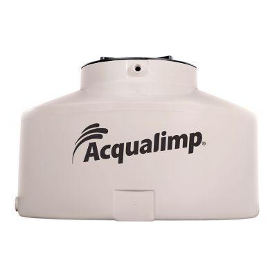 Caixa De Água 1.000L Água Limpa Polietileno Tampa Rosca Bege