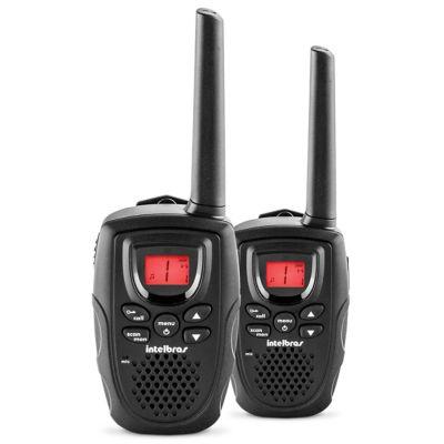 Rádio Comunicador RC5002 9,6km Preto