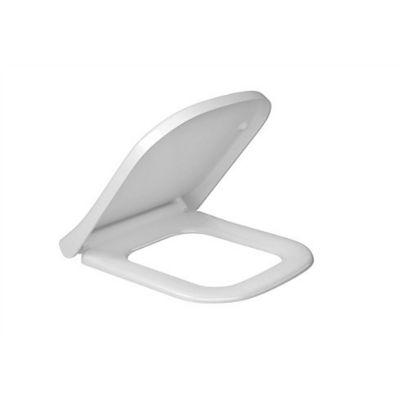 Assento Termofixo Easy Clean e Slow Close Polo Branco