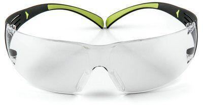 Óculos de Proteção Lente Anti-Risco Secure Fit 400 14cm Transparente
