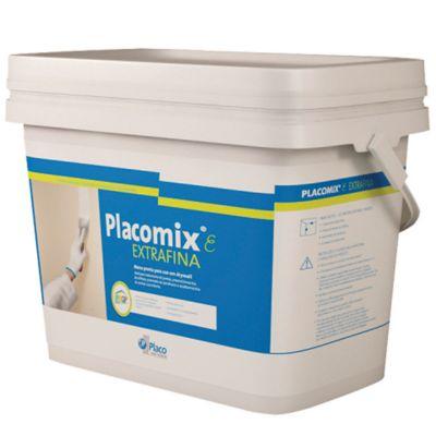 Placo Extrafina, Branco, 6kg