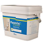 Massa Placomix Extrafina 21Kg Branco