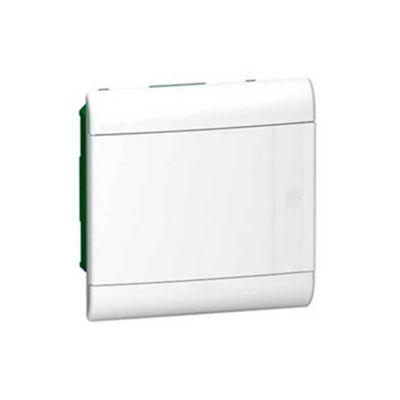 Quadro Embutir Branco Para 8 Disjuntores