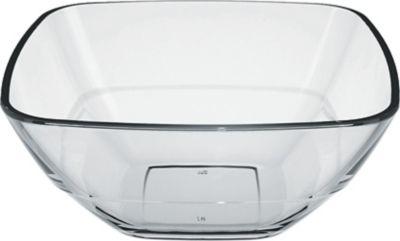 Saladeira Pequena 420ml Quadre Transparente