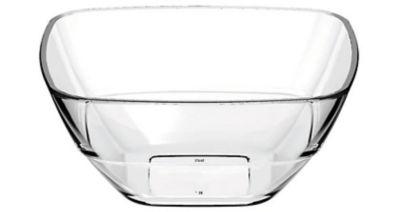 Saladeira Grande 2,7L Quadre Transparente