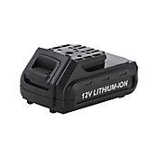 Bateria 12V Íon de Lítio Quadrada