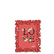 Porta Retrato Moira 18x13cm Plástico Vermelho