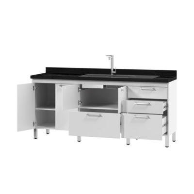 Gabinete Cozinha Hagar 194cm Branco