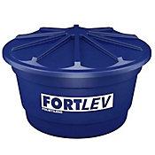 Caixa de Água Polietileno 1000L Tampa Encaixe Azul