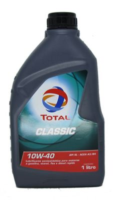 Óleo Total Classic 10W40
