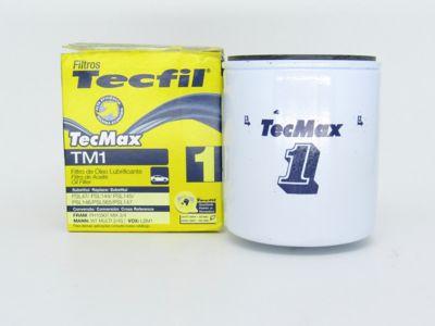 Filtro de Oleo Veicular Lubrificante TM2 Branco