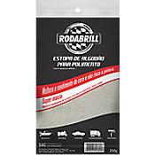 Estopa para Polimento Veicular RodaBrill 200gr