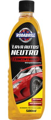 LAVA AUTOS NEUTRO RODALBRILL 500ML