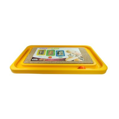 Brinquedo para Gatos Médio Amarelo
