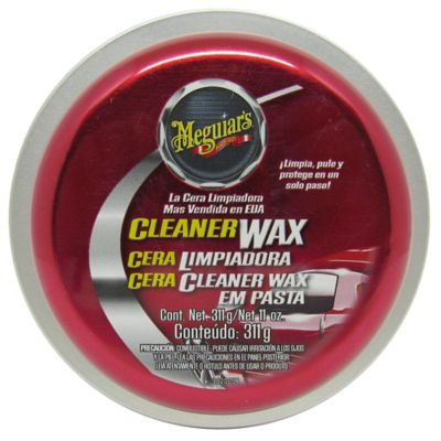 Cera Cleaner Wax Pasta A1214