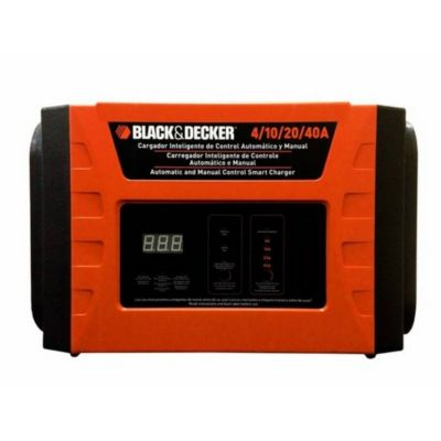 Carregador de Bateria Inteligente 127V Black+Decker