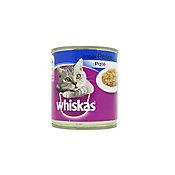 Ração Úmida Lata para Gatos Adultos e Filhotes Sabor Peixe 90g