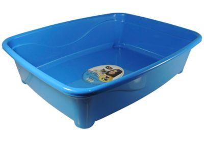 Banheira para Gato Classic Azul