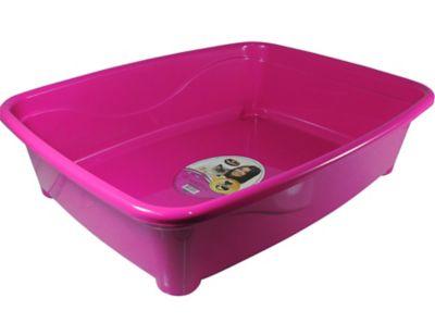 Banheira para Gato Classic Rosa