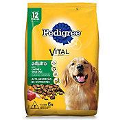 Ração Vital Pro para Cães Adultos Sabor Carne e Vegetais 15Kg