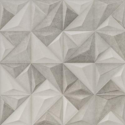 Porcelanato Sense Abstract Mix 60x60cm Caixa 1,70m² Retificado Cinza