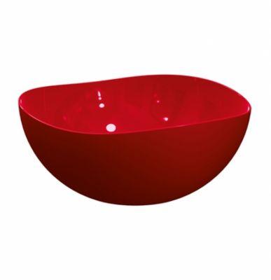 Saladeira, Vermelho, 2 Litros