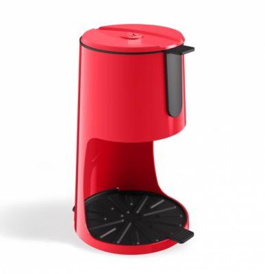 Cafeteira Gourmet Solido Uz Vermelho